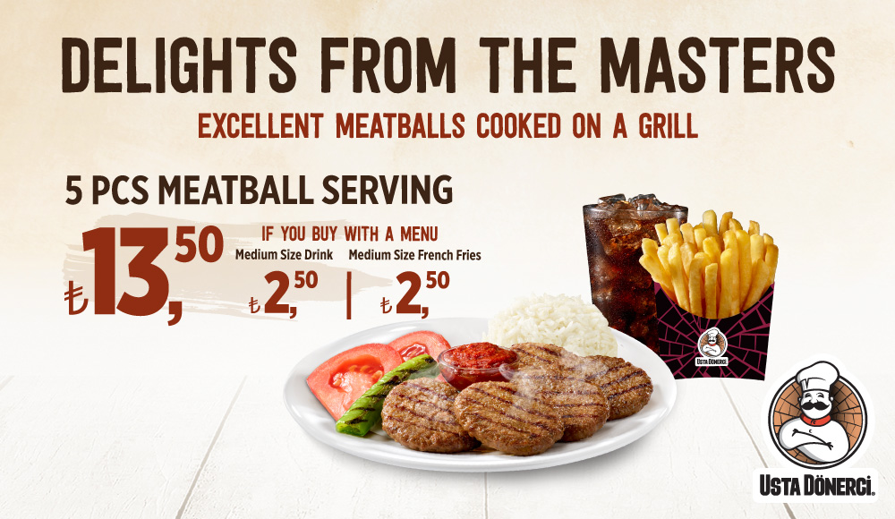 5pcs Meatball Portions
